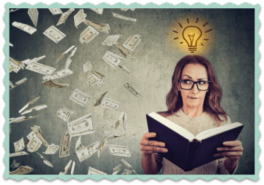 FAQ How Much Needed to Qualify Woman looks at floating money