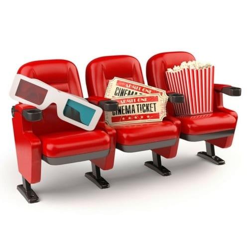 Movies, Savvy Perks