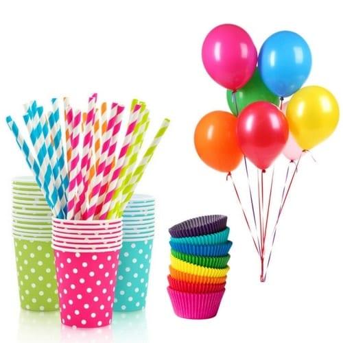 Party Supplies, Savvy Perks