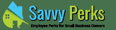 Savvy Perks Logo Header PNG