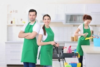 About Savvy Perks, Cleaning Team