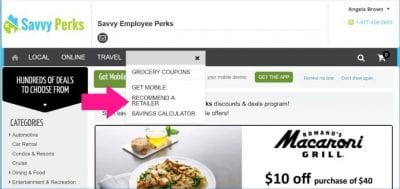 Add a Listing for Restaurant Deals
