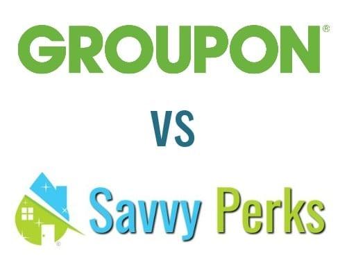 Groupon vs. Savvy Perks