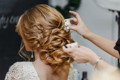 Hair Care Design for Weddings