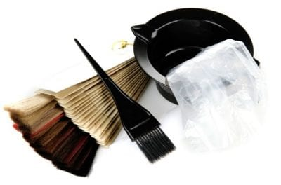 Hair Care Dye Kit