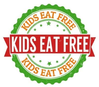 Kids Eat Free Restaurant Deals