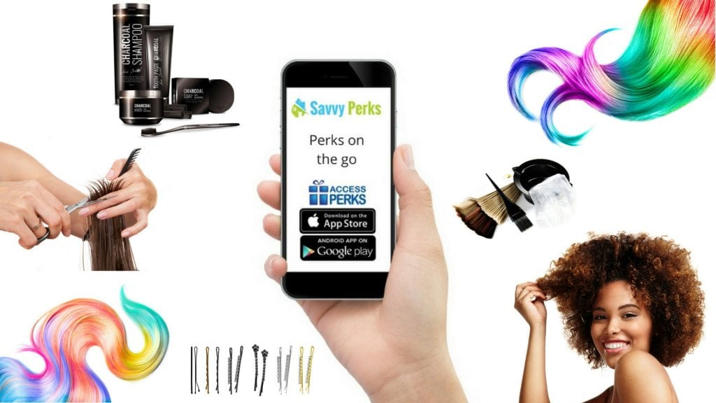 Savvy Perks Hair Care App