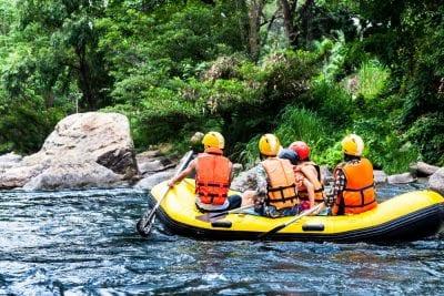 Whitewater rafting_Class 1-2