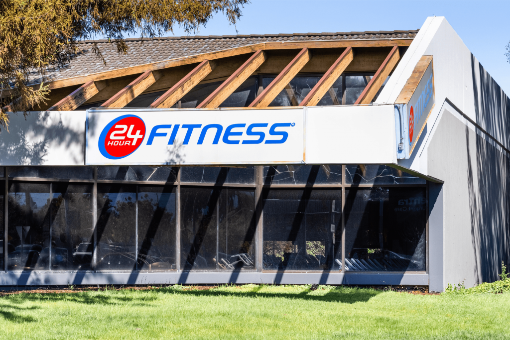 24 Hour Fitness, Featured Image