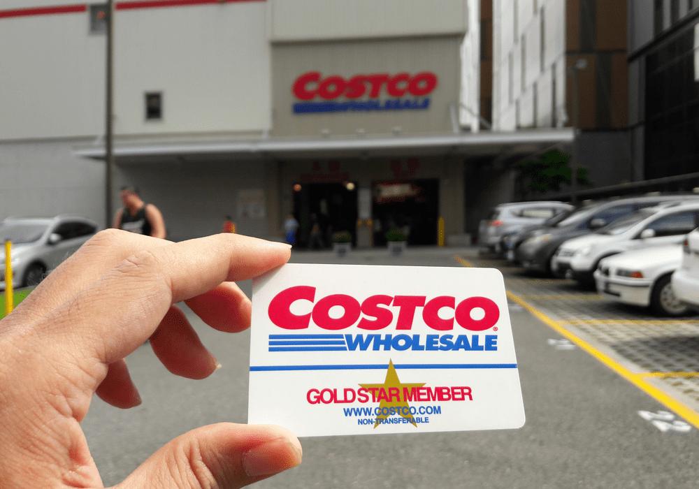 Costco, Gold Star Membership