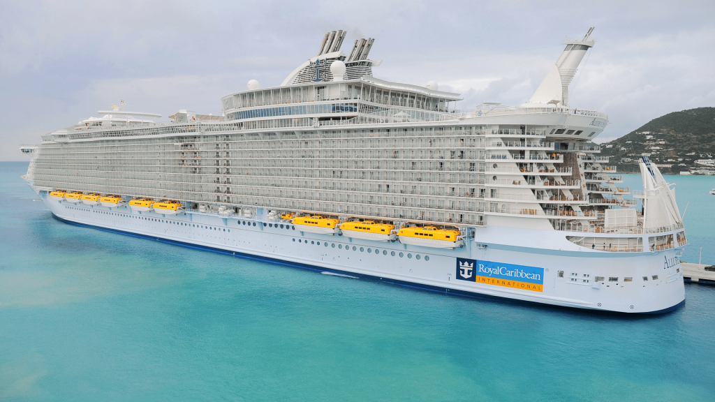 Royal Caribbean, Featured Image