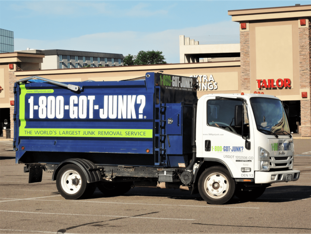 1-800-GOT-JUNK, Featured Image