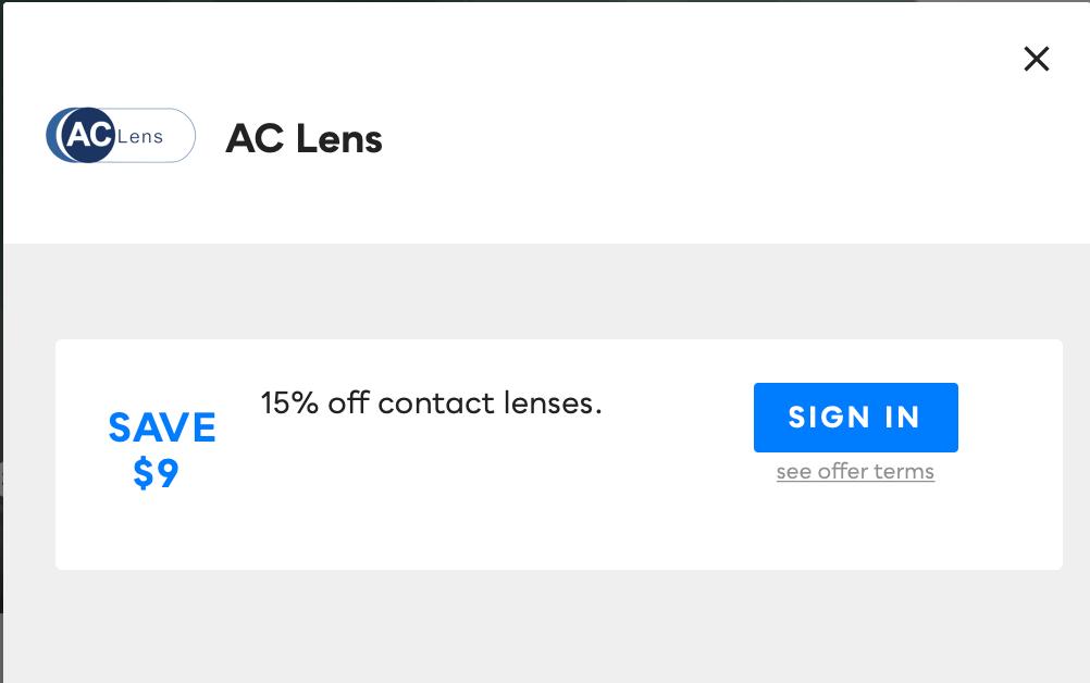 AC Lens, Savvy Perks