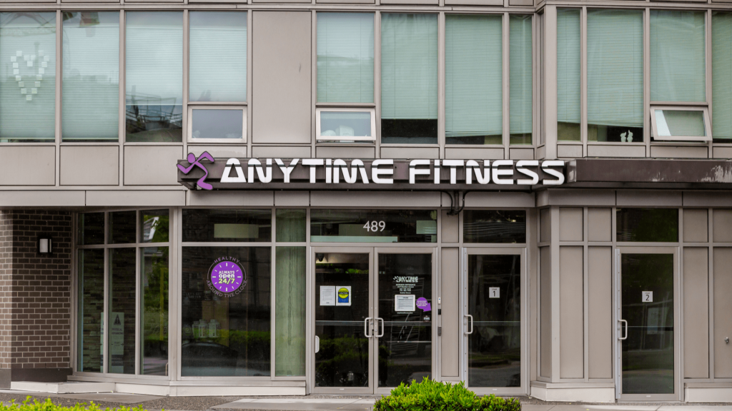 Anytime Fitness, Featured Image