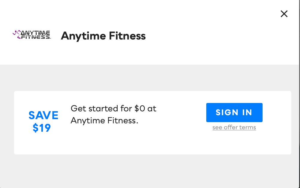 Anytime Fitness, Savvy Perks