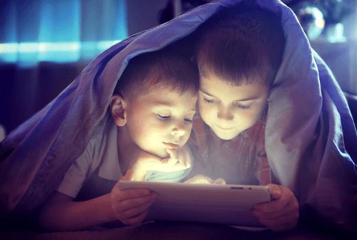 DIRECTV, Kids on Tablet