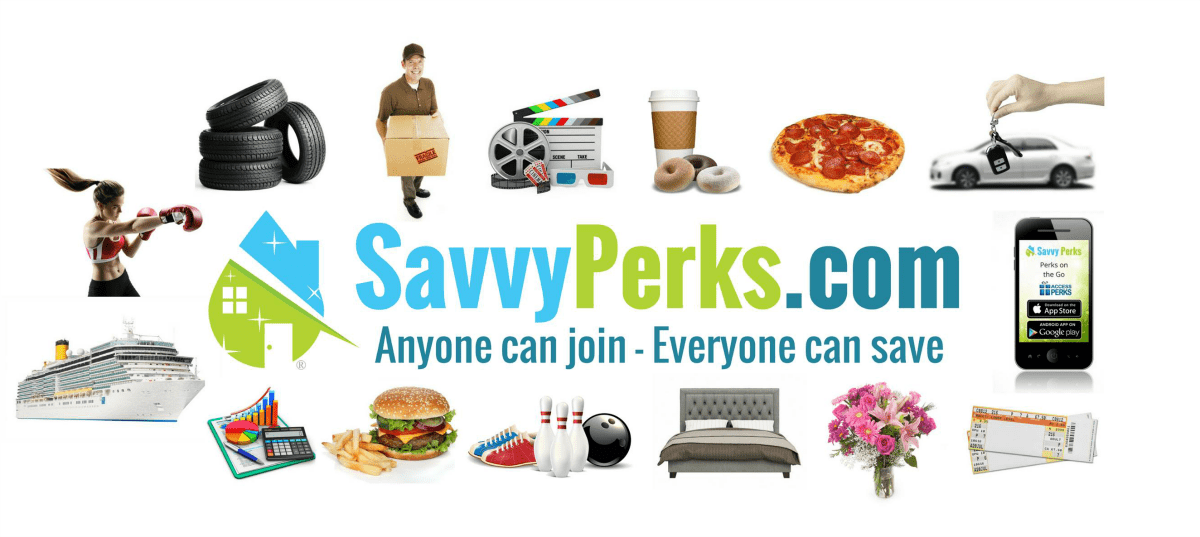 Facebook Header Savvy Perks