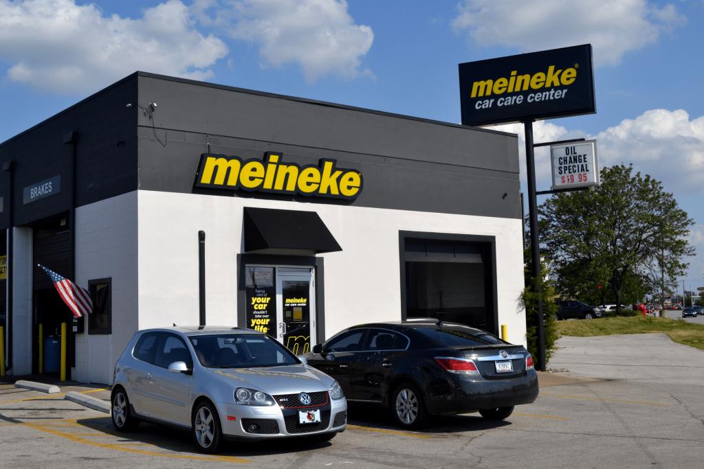 Meineke Car Care Center, Featured Image