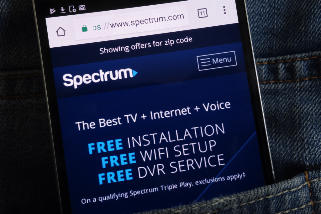 Spectrum, Featured Image