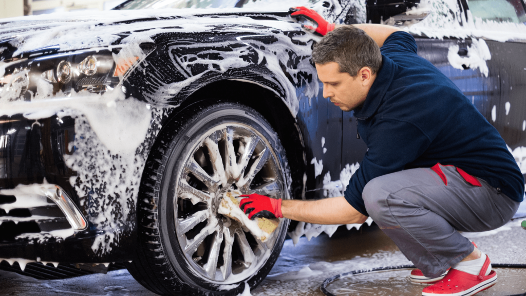 Zips Car Wash, Featured Image