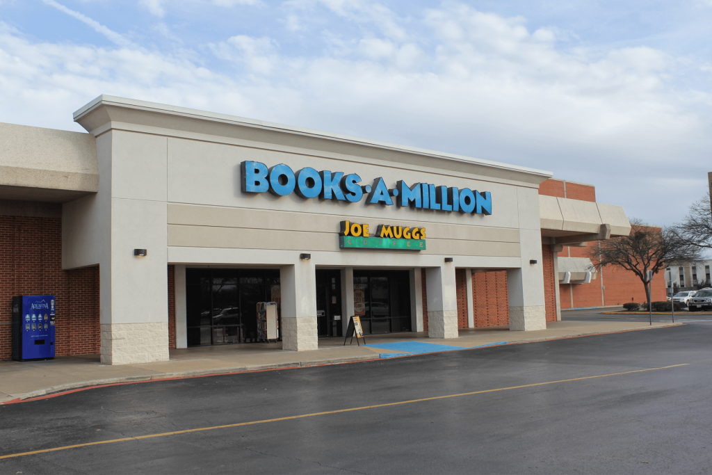 Books-A-Million, Featured Image