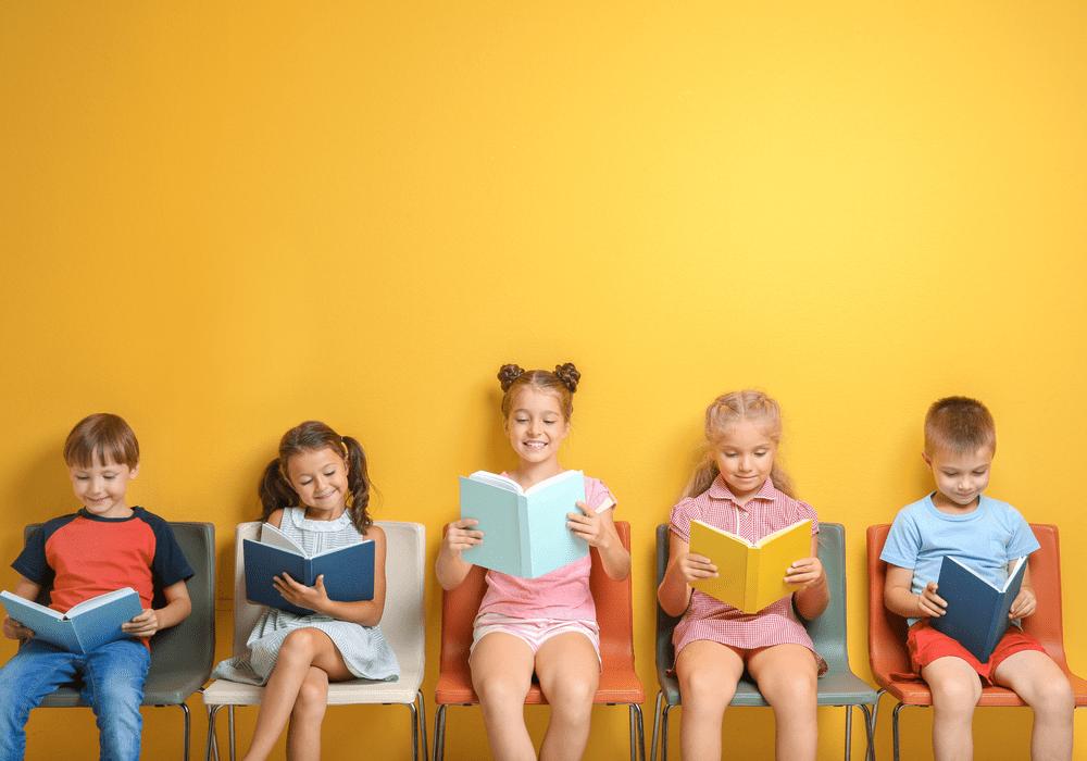 Books-A-Million, Kids Reading