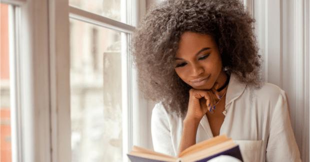 Books-A-Million, Woman Reading