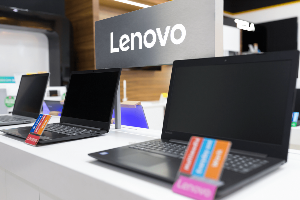 Lenovo, Featured Image