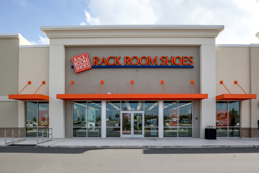 Rack Room Shoes, Featured Image