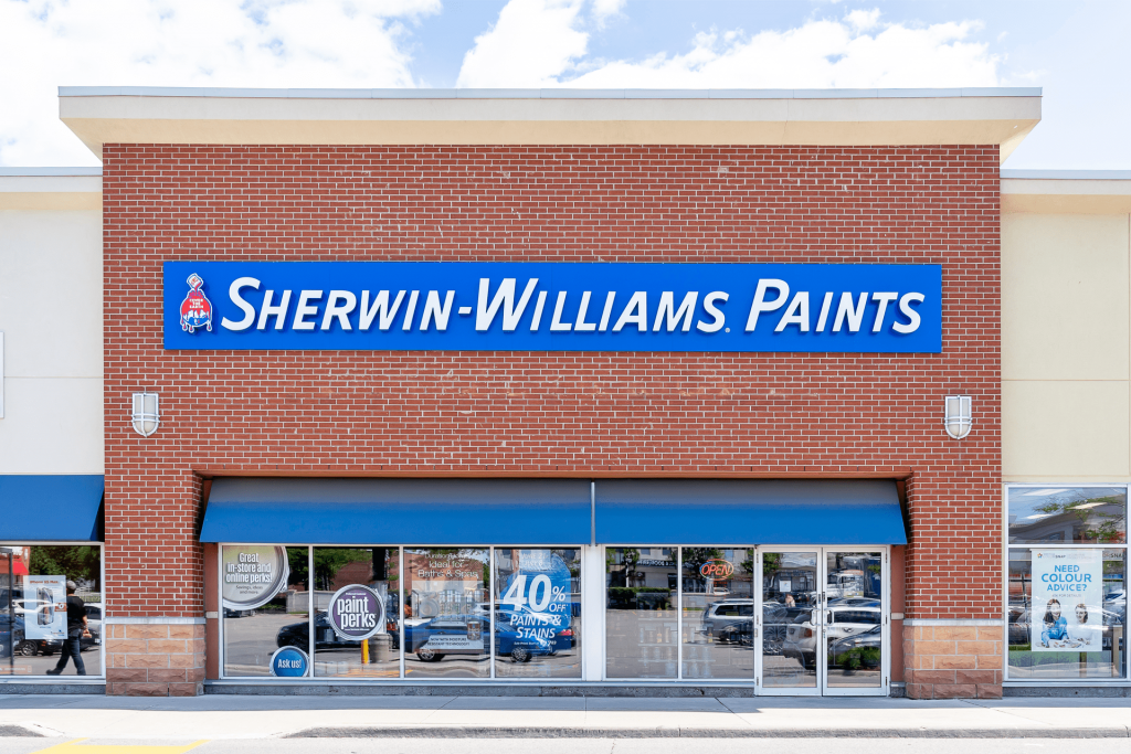 Sherwin-Williams, Featured Image