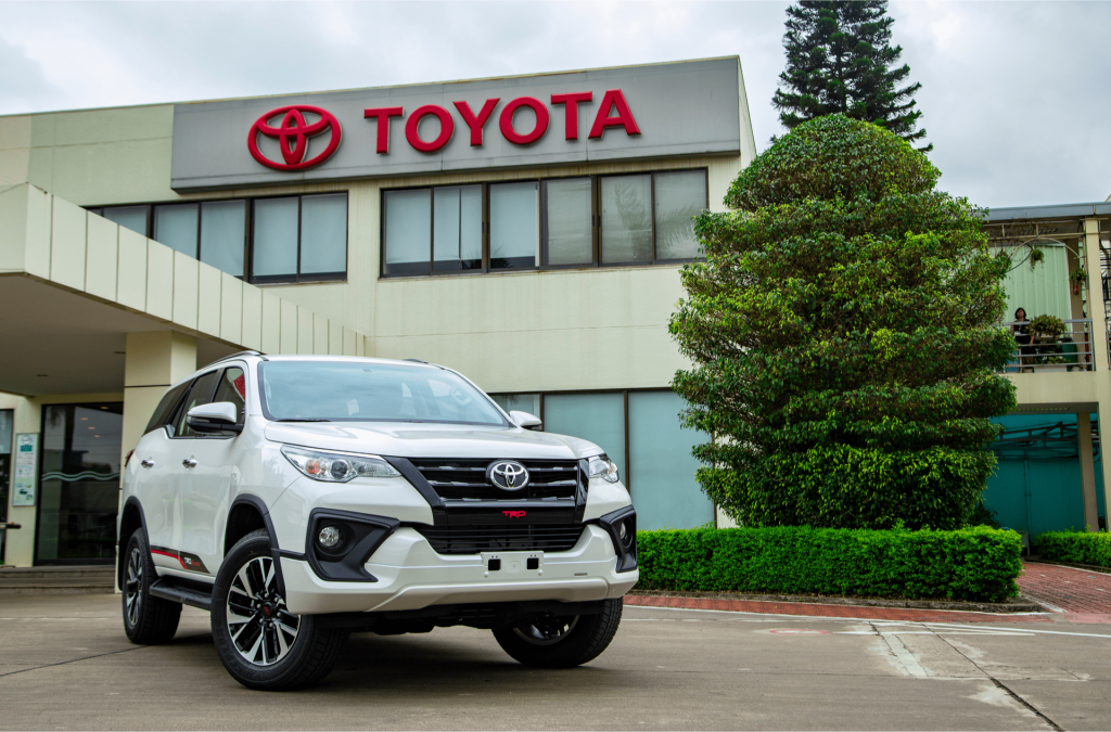 Toyota, Featured Image
