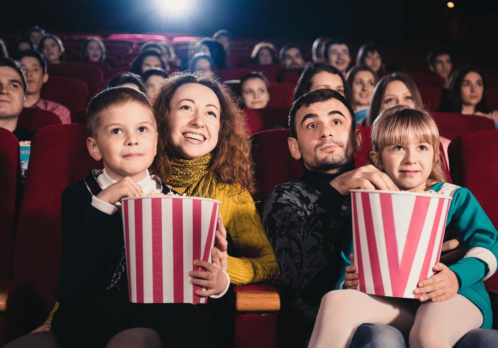 AMC Theatres, Family at Movies