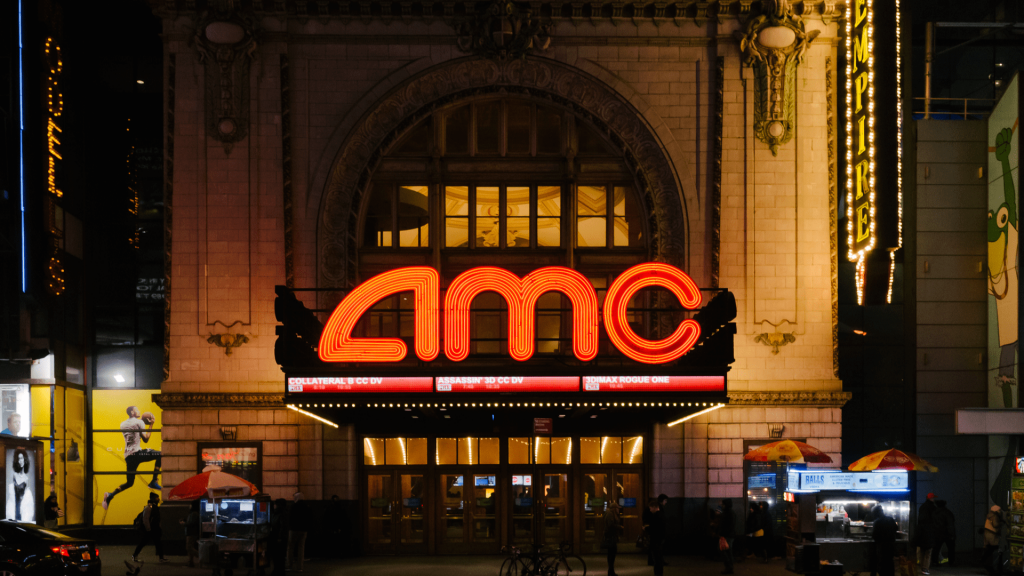 AMC Theatres, Featured Image