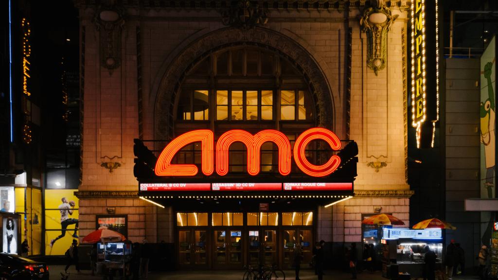 AMC Theatres, Featured Image