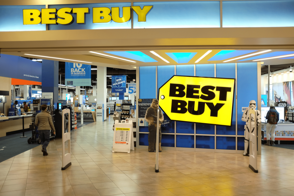 Best Buy, Featured Image
