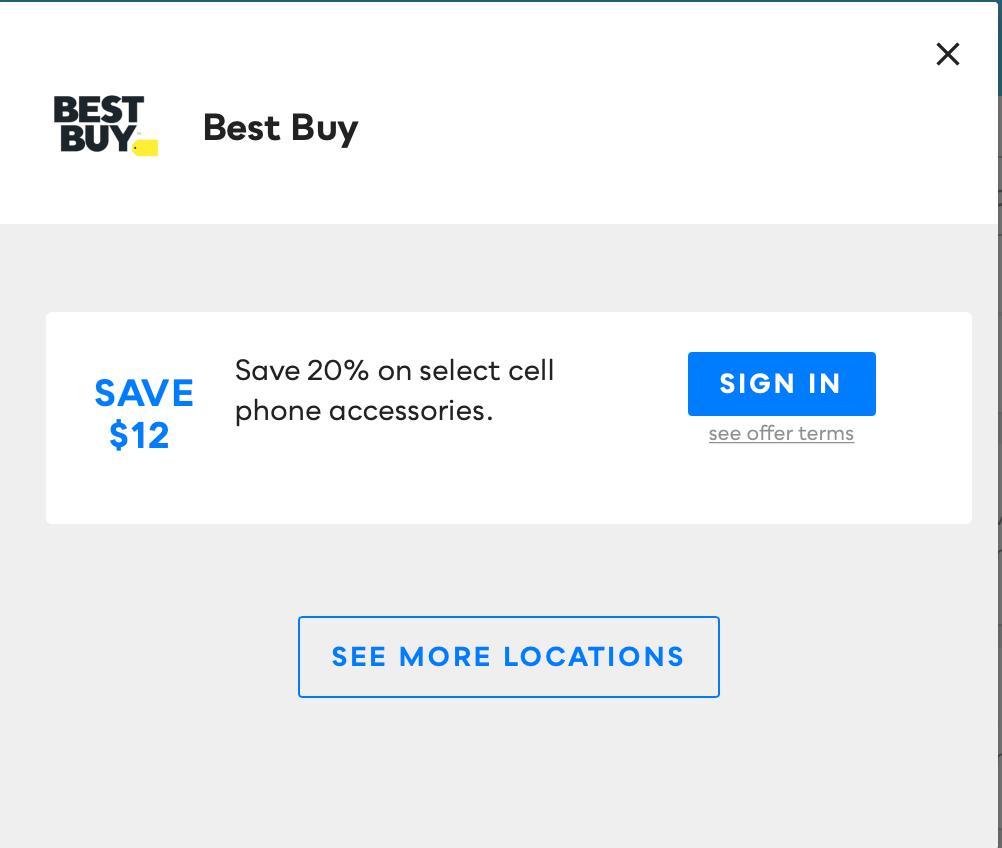 Best Buy, Savvy Perks