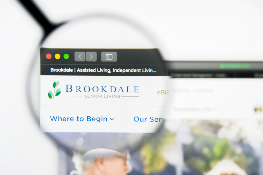 Brookdale Senior Living, Featured Image