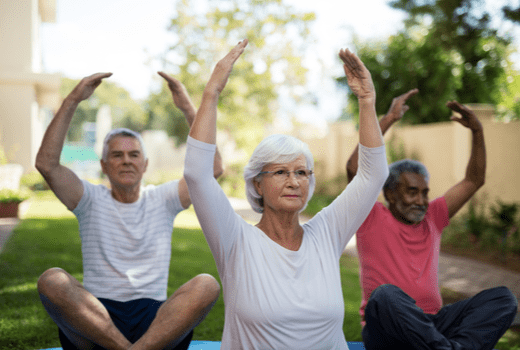 Brookdale Senior Living, Senior Yoga