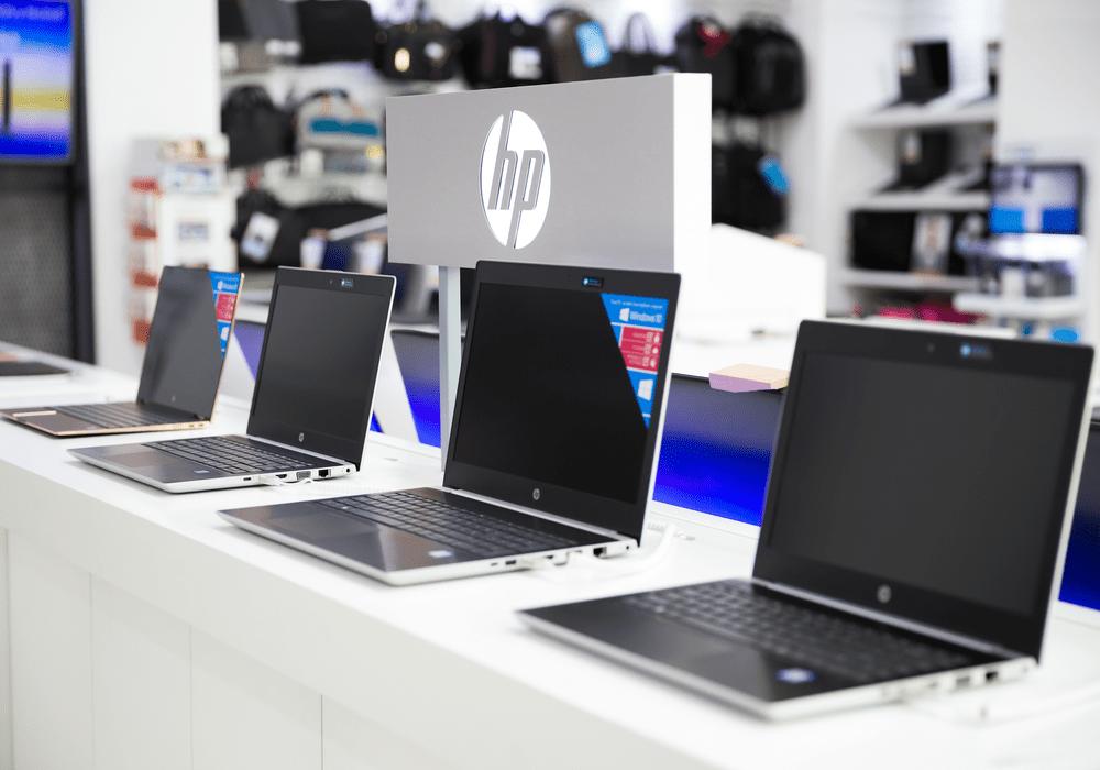 HP Store, Laptops