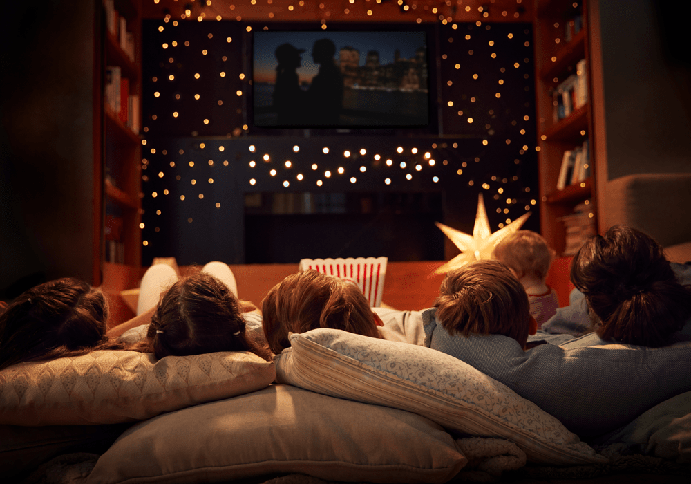 Redbox Family Movie Night