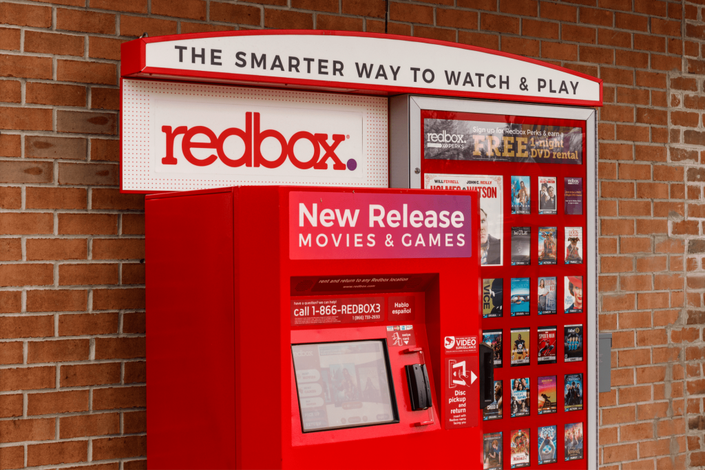 Redbox Featured Image
