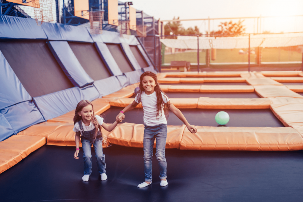 Sky Zone Trampoline Park Featured Image