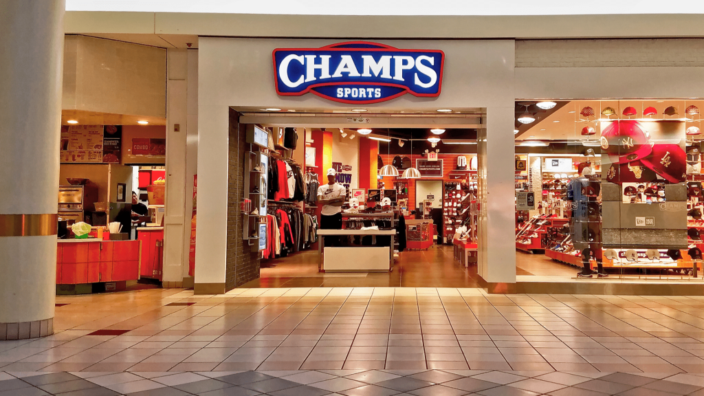 Champs Sports Featured Image