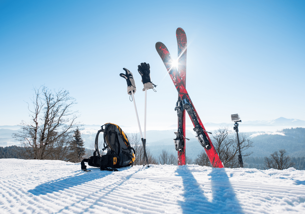 Epic Mountain Rentals Ski Gear