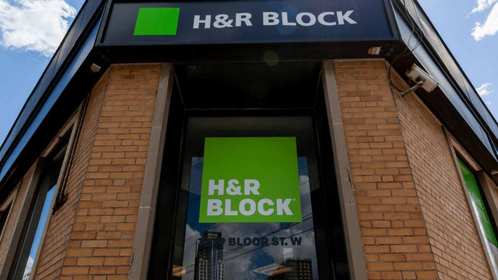 H&R Block Featured Image