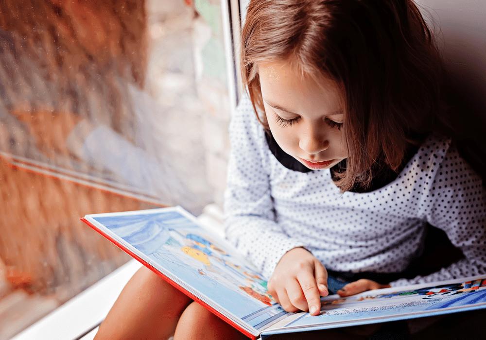 Bookroo Child Reading