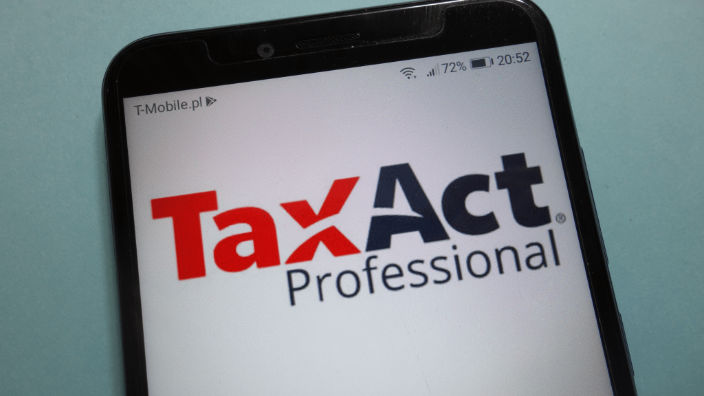 Taxact Featured Image