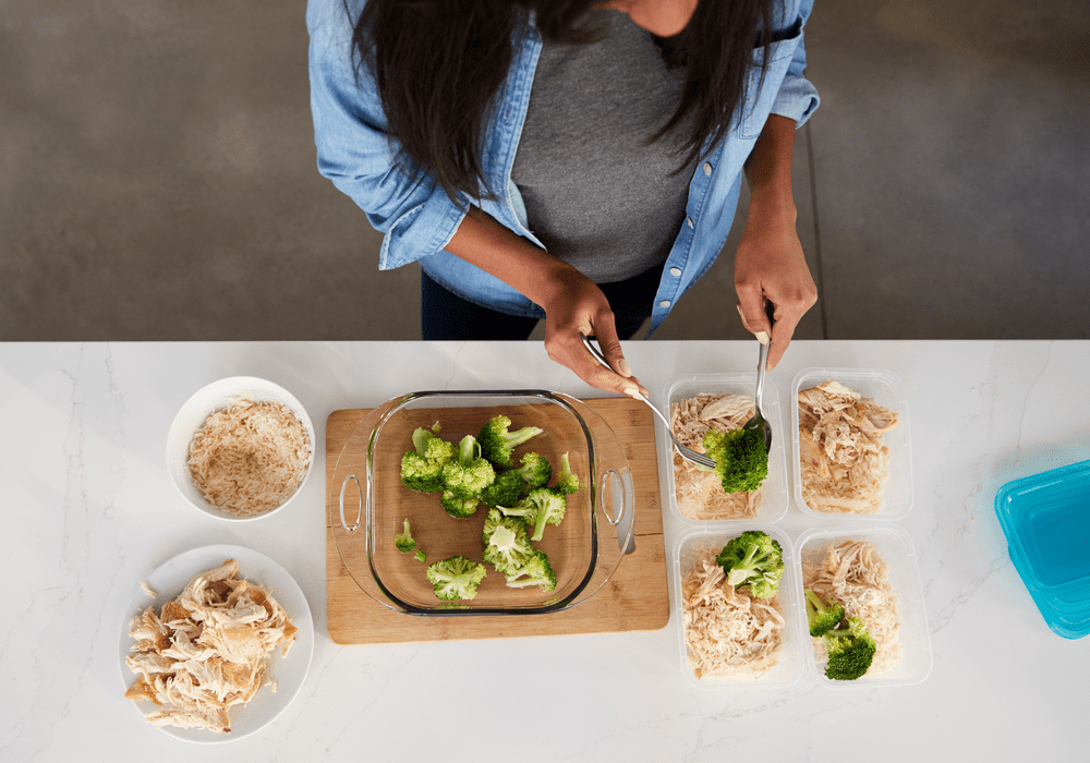 Territory Foods Meal Prepping