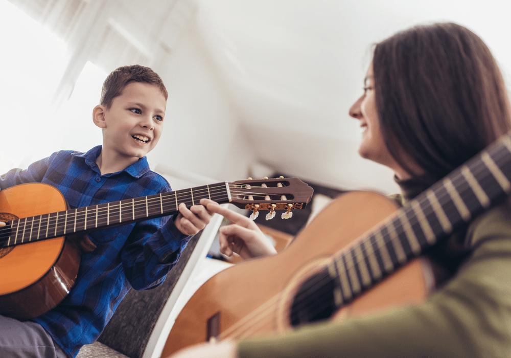 Take Lessons Music Lesson