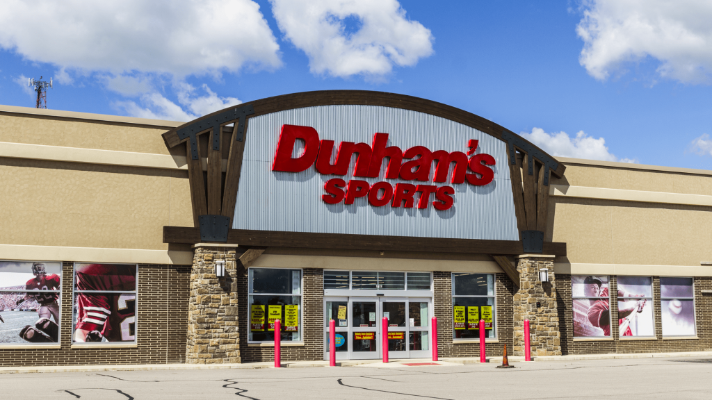 Dunham's Sports Featured Image